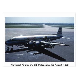 Cartão dos aviões