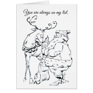 Cartão dos desenhos animados do feriado