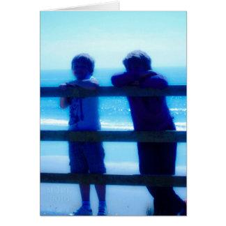 """Cartão dos """"irmãos"""""""