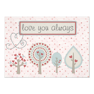 Cartão dos namorados