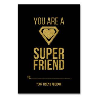 Cartão dos namorados da sala de aula do amigo do