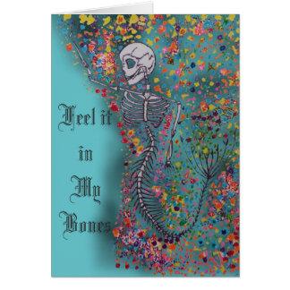 Cartão dos namorados da sereia