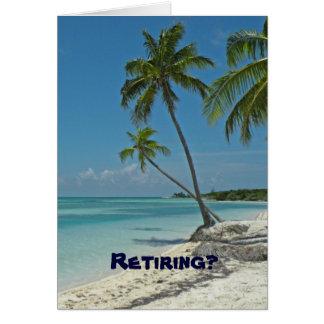 Cartão dos parabéns da aposentadoria