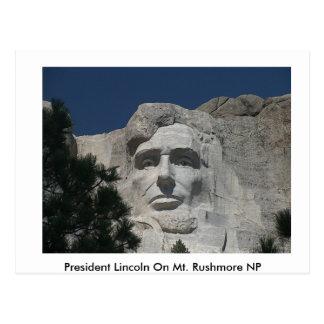 Cartão dos parques nacionais