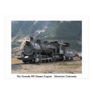 Cartão dos trens