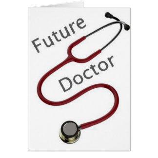 Cartão Doutor futuro Dr.