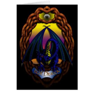 Cartão Dragão-CARTÃO