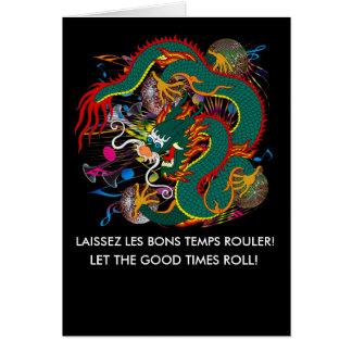 Cartão Dragão V-2 de The-Mardi Gras