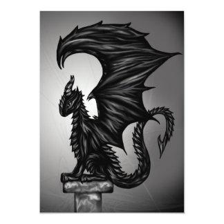 Cartão Dragonstatue
