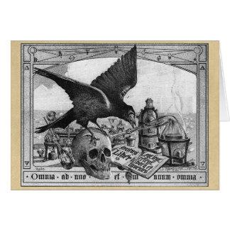 Cartão Du Mystère DES Cathédrales