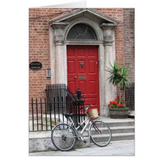 Cartão Dublin, Ireland