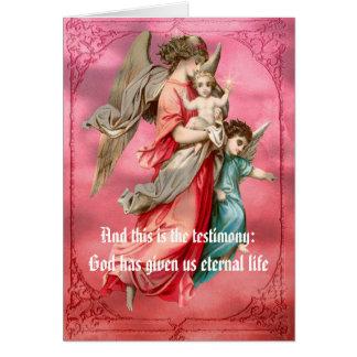Cartão E este é o Natal do testemunho