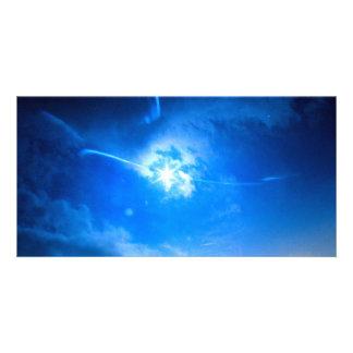 Cartão Eclipse da estrela de Sun