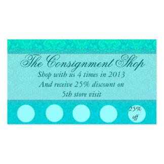 Cartão elegante da promoção do disconto modelos cartão de visita