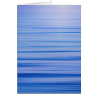 Cartão Elevadores da névoa da manhã do canal   Seabeck da