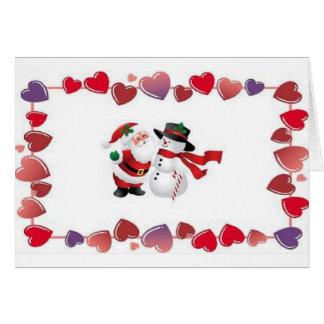 Cartão Elogio do Natal