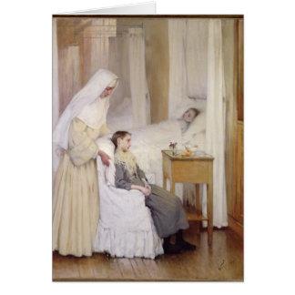 Cartão Em Notre-Dame du Perpetuel Bon Secours
