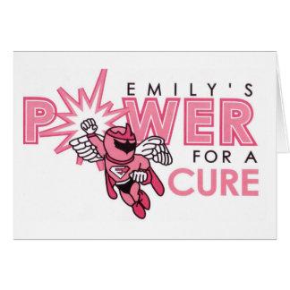 Cartão emilylogo