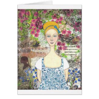 Cartão Emma Woodhouse