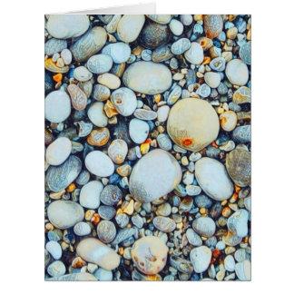 Cartão … encontre-me na praia…