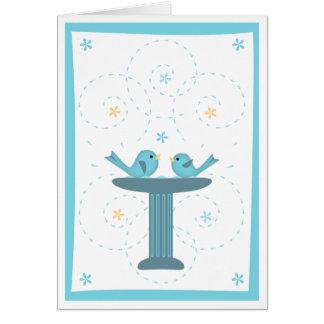 Cartão Encouragement>STRENGTH & RAFRESCAMENTO HOJE,