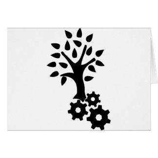 Cartão Engenharia verde