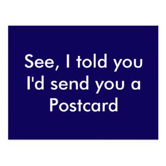 Cartão engraçado