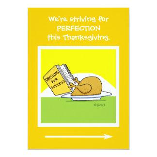 Cartão engraçado do convite dos desenhos animados