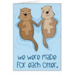 Cartão engraçado doce do aniversário