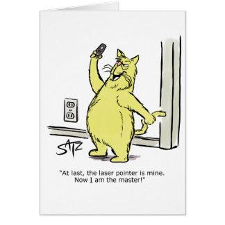 Cartão engraçado dos parabéns de Julius Katz