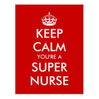 Cartão engraçados do dia dos cuidados da semana