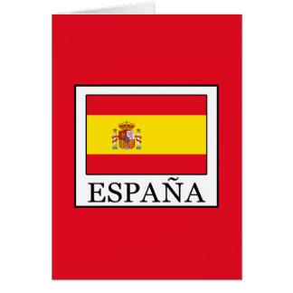 Cartão España