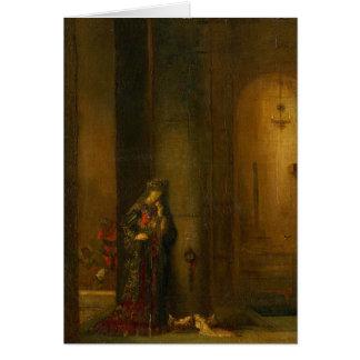 Cartão Espera de Salome