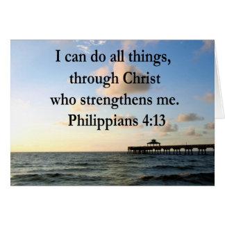 CARTÃO ESPERANÇA DO 4:13 DOS PHILIPPIANS