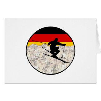 Cartão Esqui Alemanha