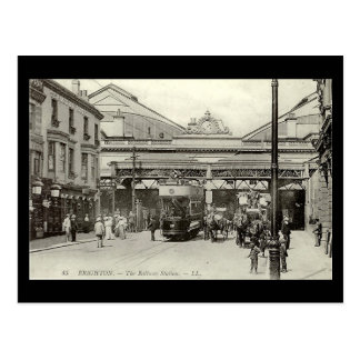 Cartão - estação de Brigghton