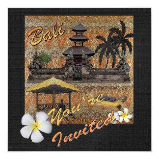Cartão Este é Bali
