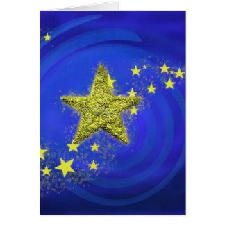 Cartão Estrela mundial