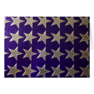 Cartão Estrelas