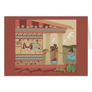 Cartão Etruscan Italia
