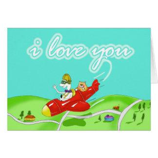 Cartão eu te amo