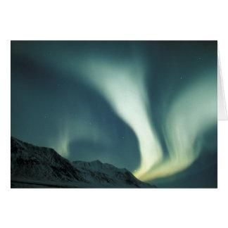 Cartão EUA, Alaska, portas do nacional ártico