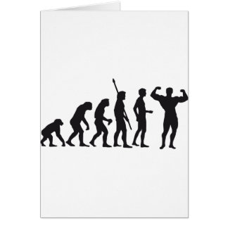 Cartão evolution bodybuilding