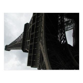 Cartão - excursão Eiffel