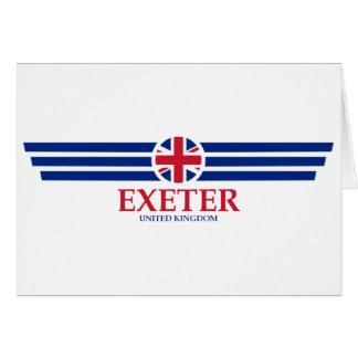 Cartão Exeter