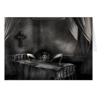Cartão Exorcismo