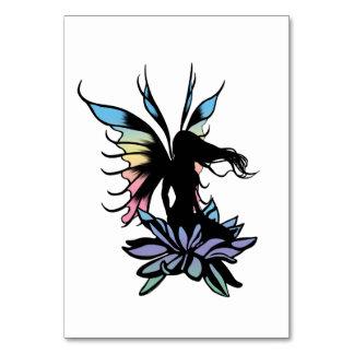 Cartão Fada da sombra de Lotus