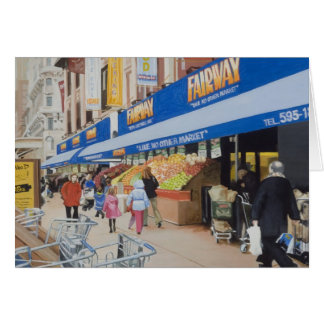 "Cartão Fairway Notecard 5,6"" x 4"" (vazio)"