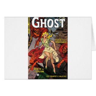 Cartão fantasmas
