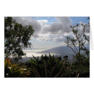 Cartão Fazenda de Maui